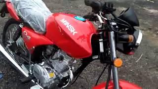 Мотоцикл Мінськ 125куб.