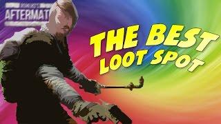 Best Loot Spot (Romero