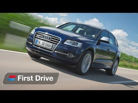 Audi SQ5 2017 first drive