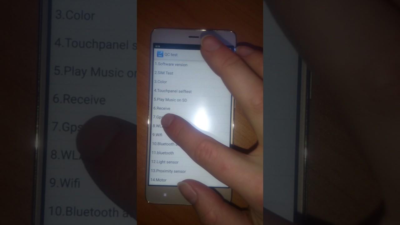 proximity sensor does not work Xiaomi Redmi Note 3