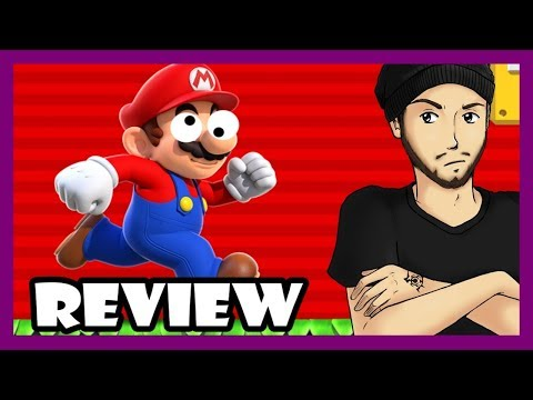 Super Mario Run Review (iOS)