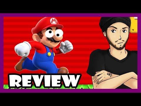 Super Mario Run Review (iOS)