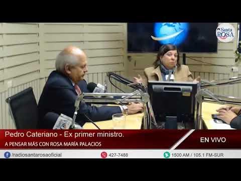 'A PENSAR MÁS CON ROSA MARÍA PALACIOS' 04-09-2018