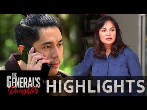 Franco fails to capture Corazon   The General's Daughter
