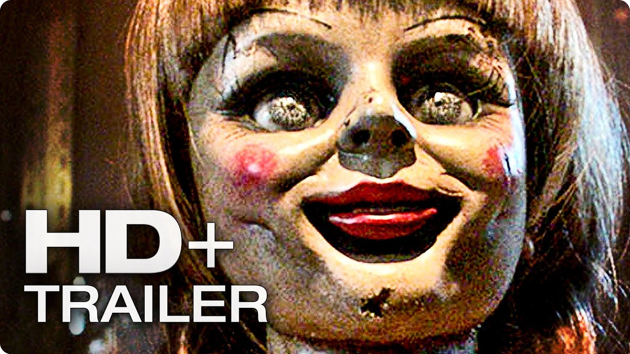 ANNABELLE Trailer Deutsch German | 2014 [HD+]
