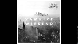 Watch Vampire Weekend Hudson video