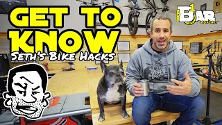 B1KER Bar Ep. 45 - Seth's Bike Hacks - Seth Alvo