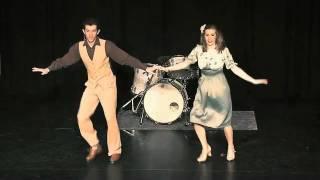 Steppen & Swingen  swing dance & tap-dance
