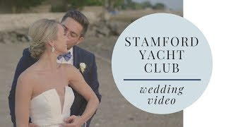 Stamford Yacht Club Wedding Video :: Kimberly & Mark's Stamford, CT Wedding :: NST Pictures