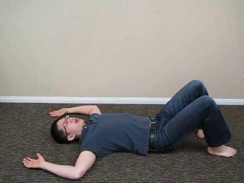 Simple Shoulder Self-Test with Menlo Park Rolfer and Postural Trainer Matt Hsu