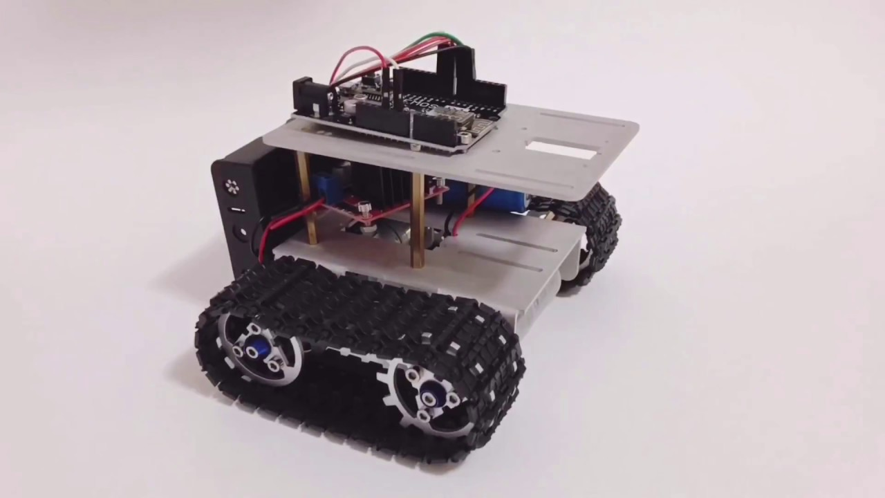 Wi-Fi Voice Controlled Robot with Google Assistant | Hackaday io