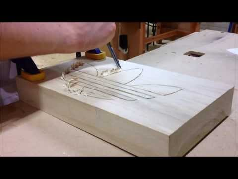 High Relief Carving
