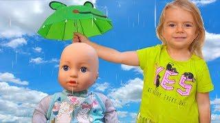 Rain, rain, go away | Nursery Rhyme and Kids Song