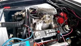 1965 Plymouth Valiant 200 - 318 Magnum - 1st Fire