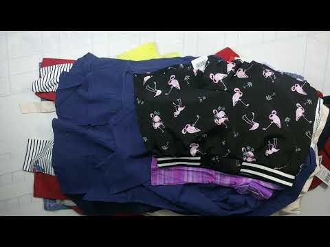 3745 Детская одежда Originals Marines Summer(лето)СТОК.12 кг. 27.5€/кг. 102 шт.