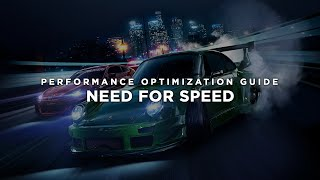 Need for Speed Reboot (2016) - How to Reduce Lag and Boost & Improve Performance
