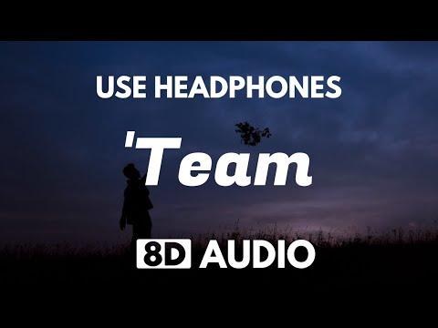 Lorde - Team (8D Audio)