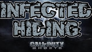 Infected Hiding #4: I Can Smell Your Vagina Over Skype [Ghosts]