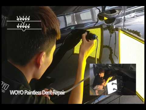WOYO PDR-007 Paintless Dent Repair Heat Induction