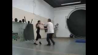 Boogie practice @ Bop til u drop dance school