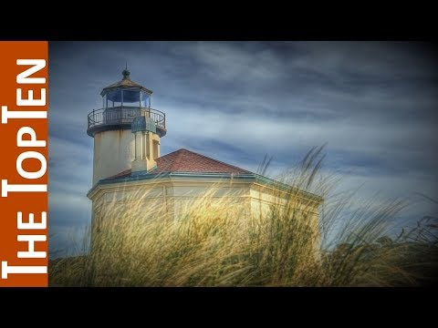 The Top Ten Beautiful Abandoned Lighthouses