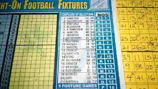 Week 50 Aussie Football Pools Banker Pair for June 22, 2019