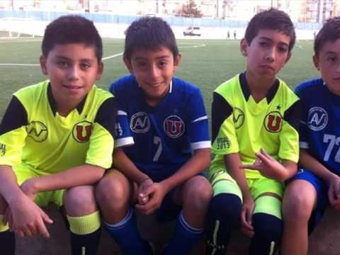 Escuela de Fútbol Universidad de Chile Alvaro Vergara