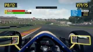 Formula 1 2013 Classics : Modo de Cenários com Williams 1992 FW14/FW14B