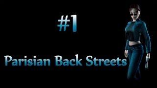 Tomb Raider VI The Angel of Darkness: Level 1 - Parisian Back Streets