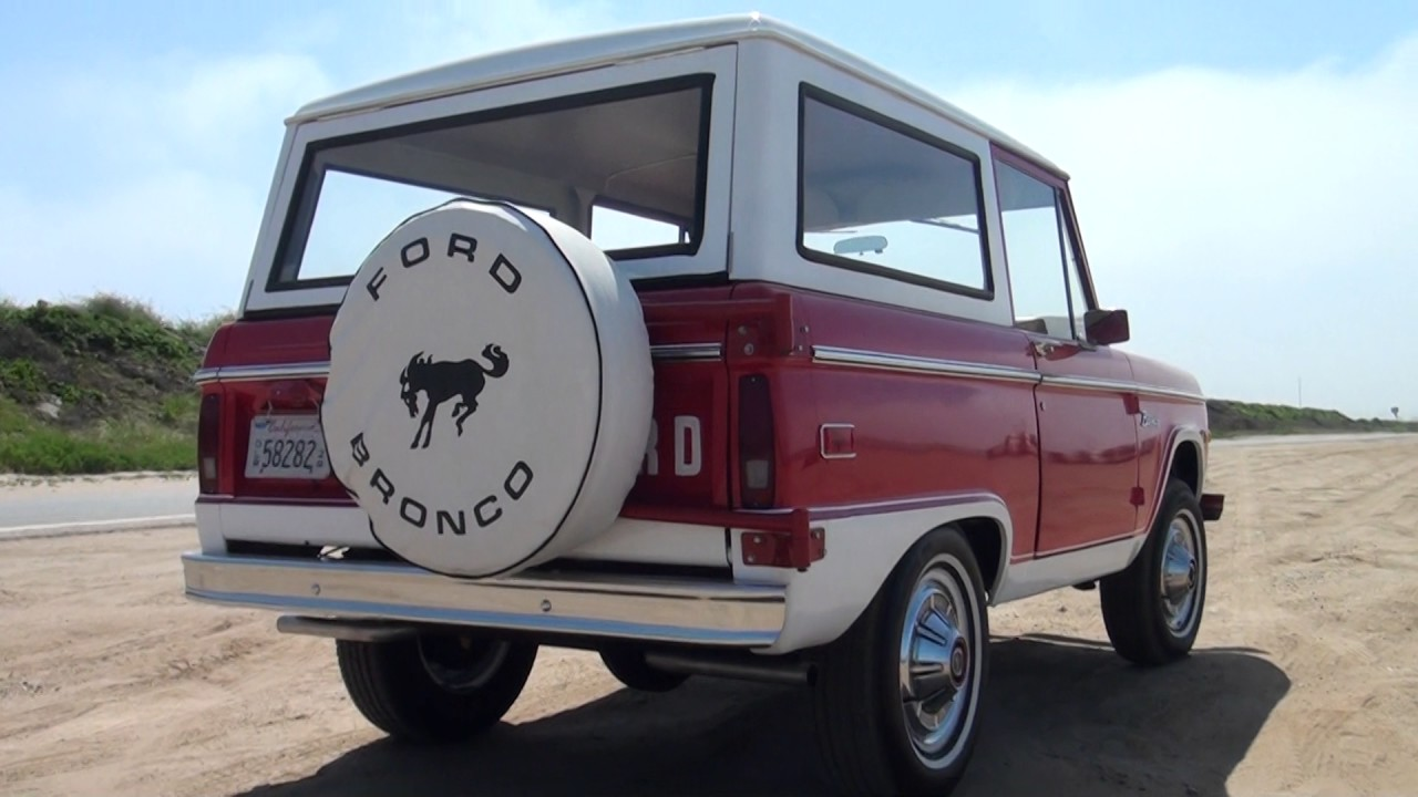 1975 Ford Bronco For Sale by Precious Metals Classic Cars San Diego ...