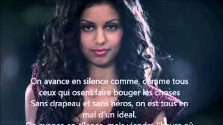 Tal - On Avance Paroles/Lyrics en francais