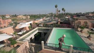 Villa des Orangers hotel Marrakech VA