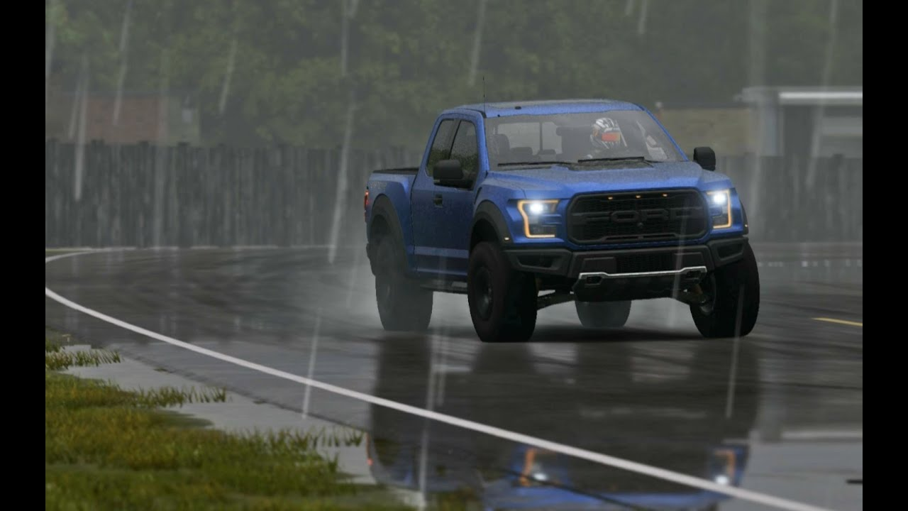 Forza 6 Gameplay Ford F150 Raptor Top Gear track 1080p 60fps