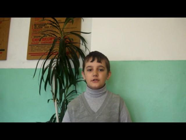 Изображение предпросмотра прочтения – АртёмРомашин читает произведение «Верим в победу» ВадимаСергеевичаШефнера