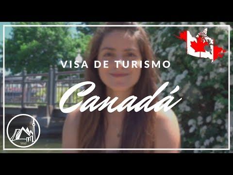 Ven A Canada Como Turista.