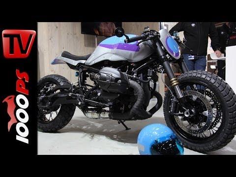 Custombike | BMW R nineT Umbau von Urban Motor  | Track Grinder  | Bad Salzuflen