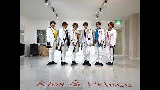【Brainstorm】King&Prince シンデレラガール Dance cover