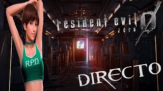 *EN DIRECTO* Resident evil Zero HD | PS4 | MODO NORMAL | DIRECTO #3