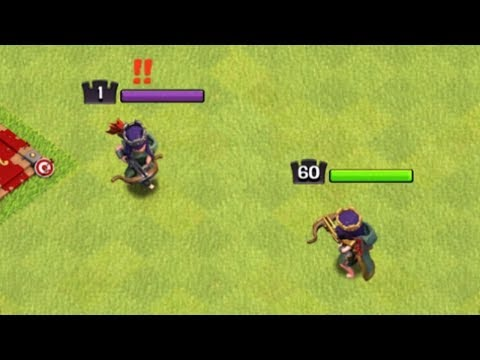 QUEEN LEVEL 1 Gegen QUEEN LEVEL 60! ☆ Clash Of Clans ☆ CoC