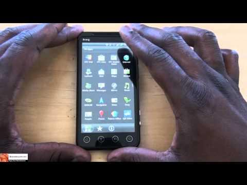 HTC EVO 3D  Review| Booredatwork