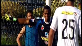 Carabobo vs Caracas torneo adecuacion 2015 (2t)