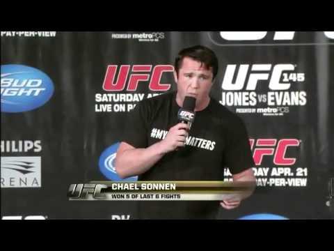 UFC Fight Club QA with Chael Sonnen - Apr. 20, 2012