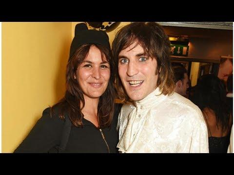 Noel Fielding And Girlfriend Lliana Bird Name First Baby Dali After Surrealist Artist