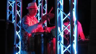Duo Karaïbe and groove - Promenade en fête à Cagnes-sur-Mer 2017