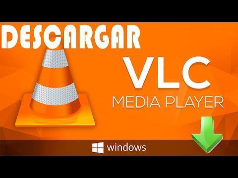VLC Media Player reproduce formato mp4, flv, mkv y mas   Descargar e instalar