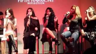 fifth harmony i m in love with a monster acoustic