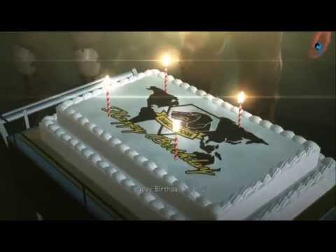 Happy Birthday Song By Metal Gear Solid 5