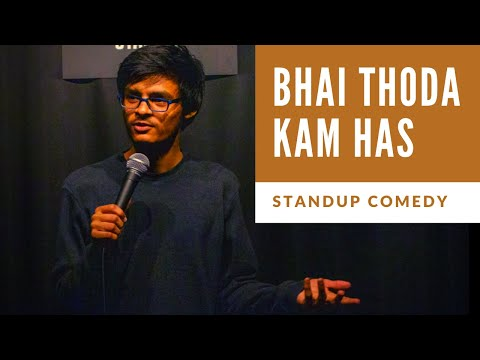 Bhai Thoda Kam Has | Stand-Up Comedy By Mohd Suhel