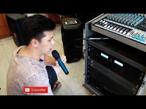 PAKET SOUNDSYSTEM X4 AUDERPRO