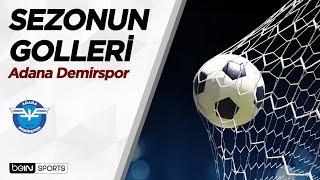 1. Ligde 2018 19 Sezonu Golleri  Adana Demirspor